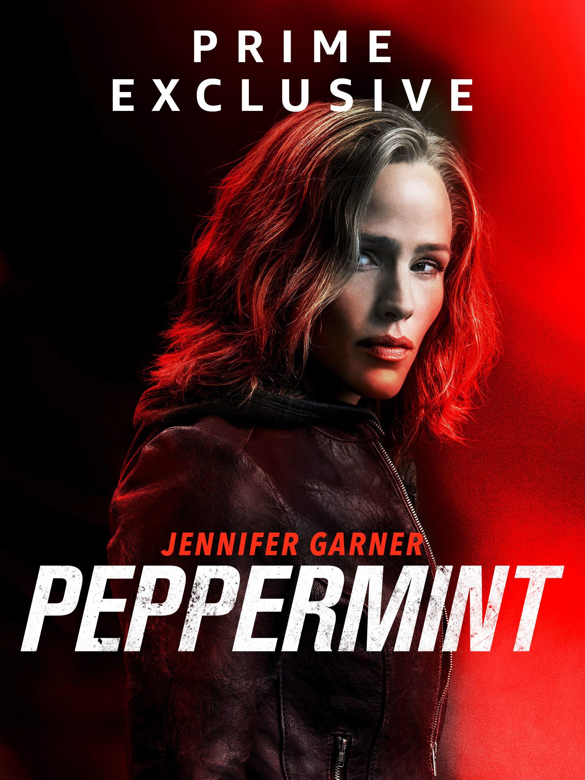 Peppermint on Amazon Prime Video UK