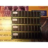 HYNIX PC3200U-30330 256MB DDR 400MHz CL3 HYMD232646D8J-D43 AA Desktop (Tamaño: 256 Mb)