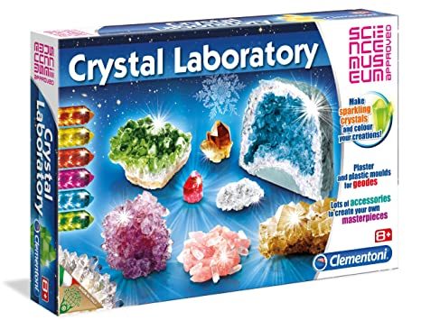 Science & Play cristal de laboratoire