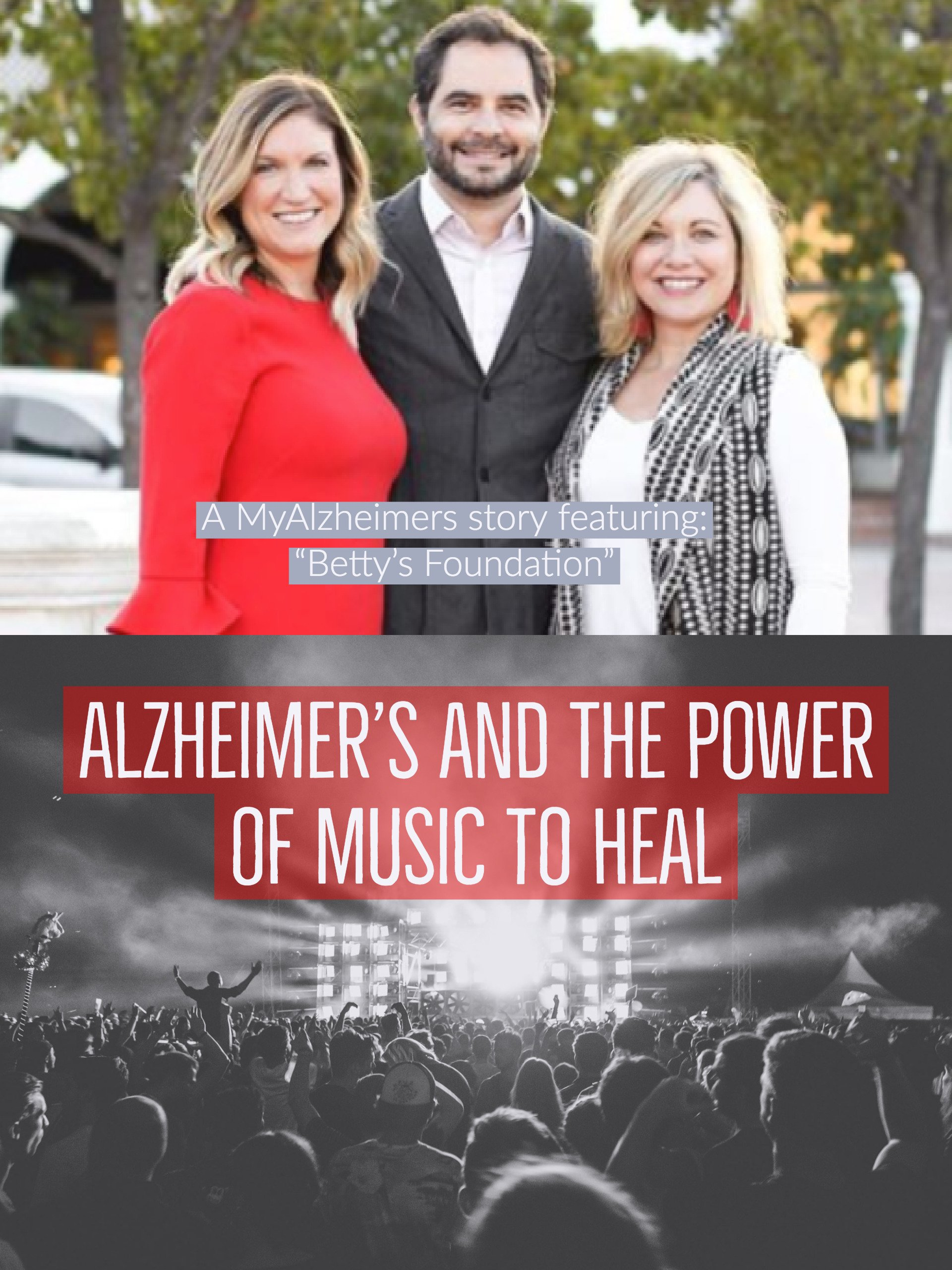 Alzheimer's and The Power of Music to Heal