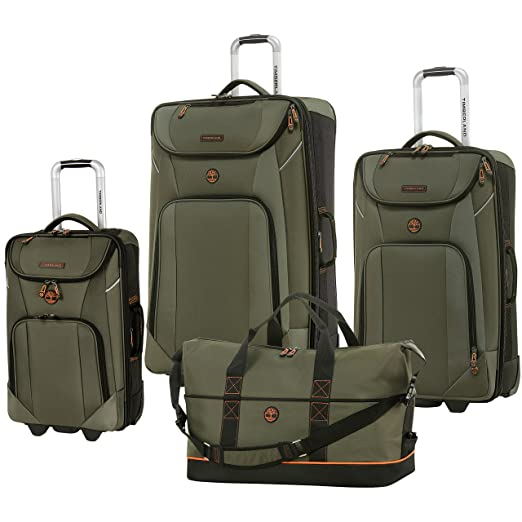 Timberland Great Meadow Luggage Set