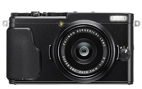 """Fujifilm X70 Appareil Photo Numérique Compact 16,3 Mpix - Ecran LCD 3"""" - Noir"""