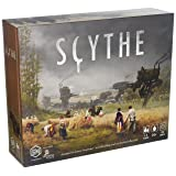 Scythe Board Game (Color: Board Game)