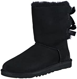 UGG Australia Women's Bailey Bow Sheepskin Boot