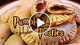 Let's Eat Fiction! - Pumpkin Pasties (Harry Potter)