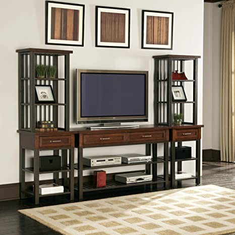 Cabin Creek 3 PC Entertainment Center