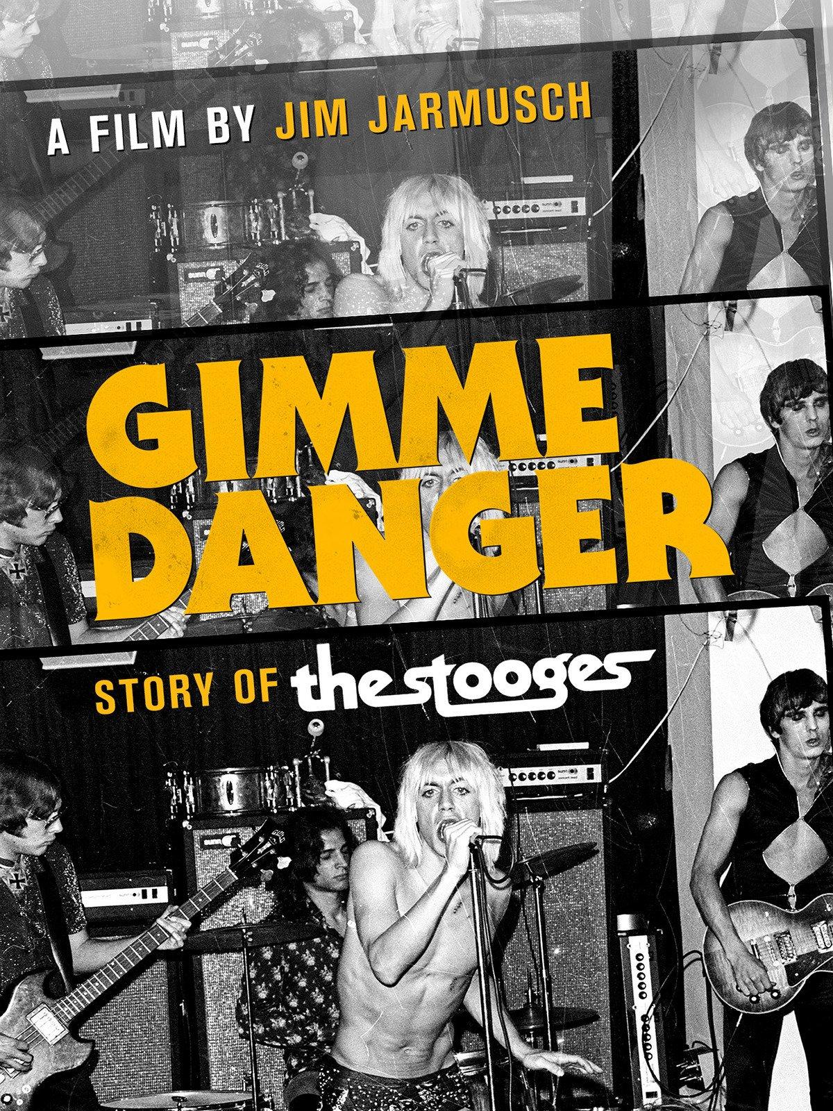 Gimme Danger on Amazon Prime Instant Video UK