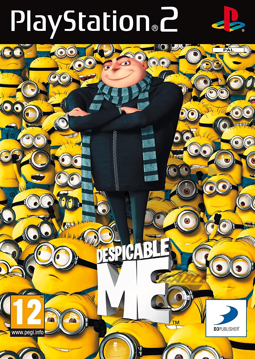 Despicable Me Xbox Ps3 Ps4 Pc jtag rgh dvd iso Xbox360 Wii Nintendo Mac Linux