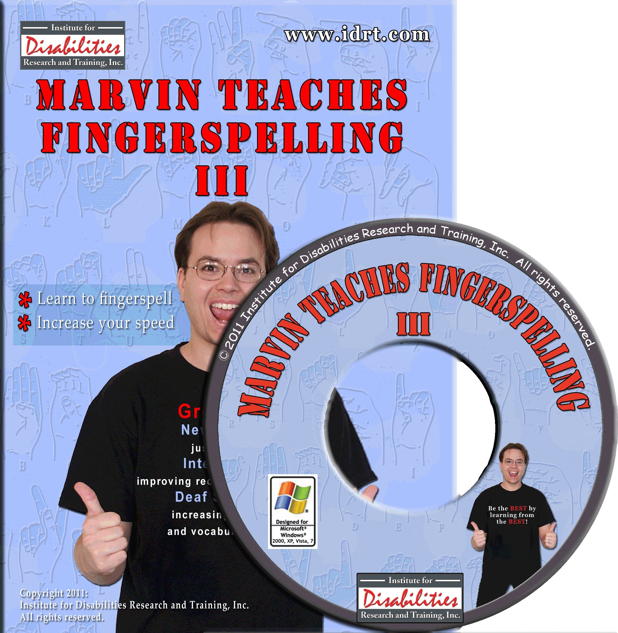 American Sign Language Fingerspelling