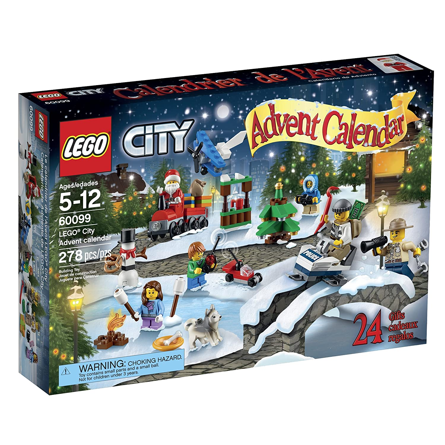LEGO 2015 Advent Calendars Available for Pre-Order on Amazon | The ...