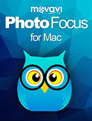 Movavi Photo Focus for Mac Personal Edition [Download]