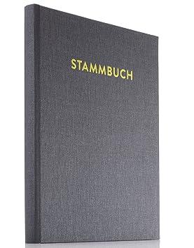 Stammbuch der Familie Leder Ulta Familienstammbuch braun