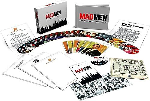 Mad Men Blu-Ray Box Set