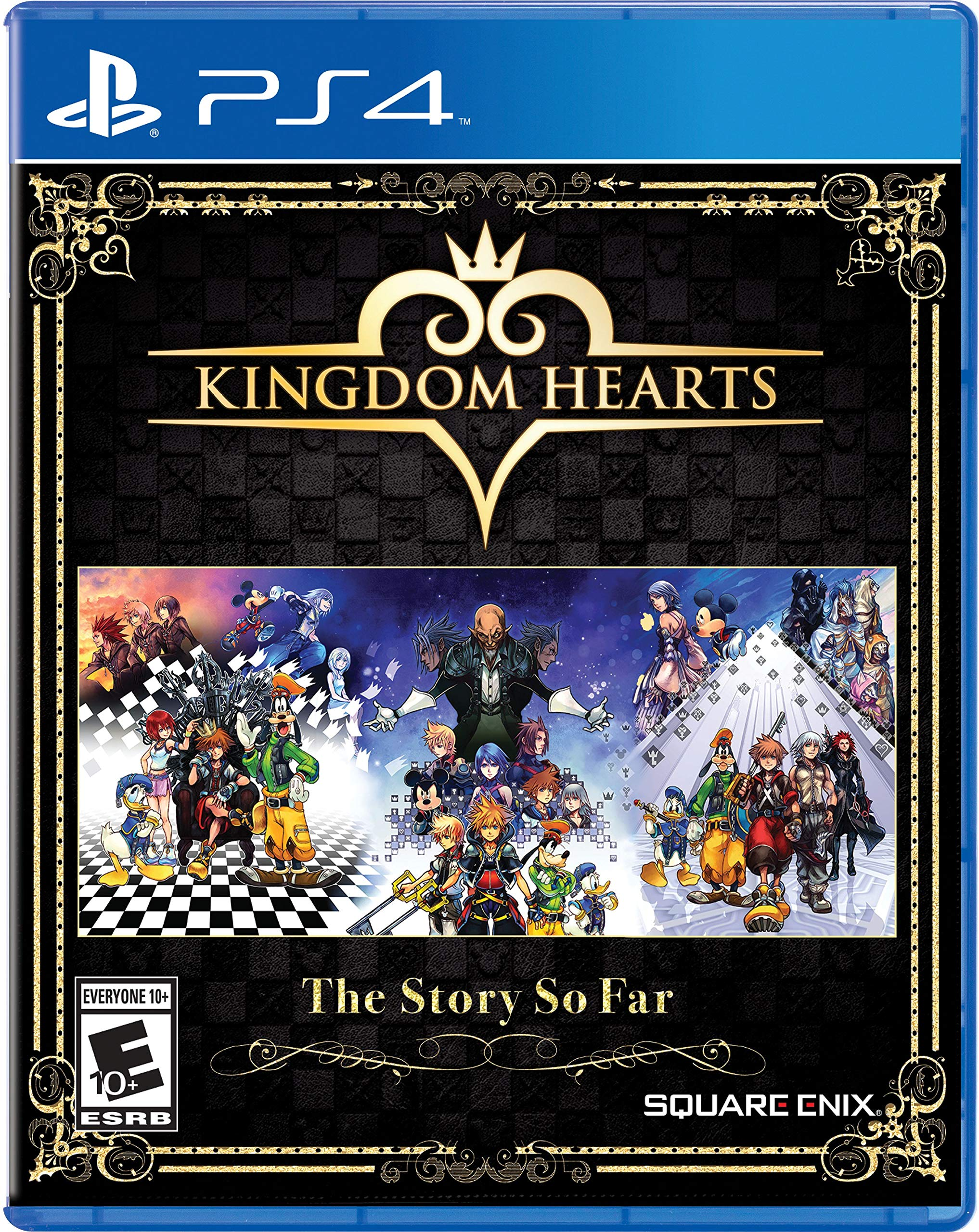 Buy Kingdom Hearts So Far Now!