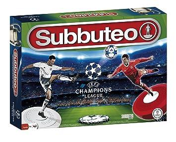 Megableu - 678321 - Subbuteo Champions - League UEFA