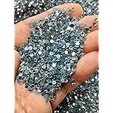 3mm 10ss Clear Hotfix 10,000pcs Iron On Loose Hotfix Bulk Rhinestones High Quality   Free Star Decal  Rococo Designs 