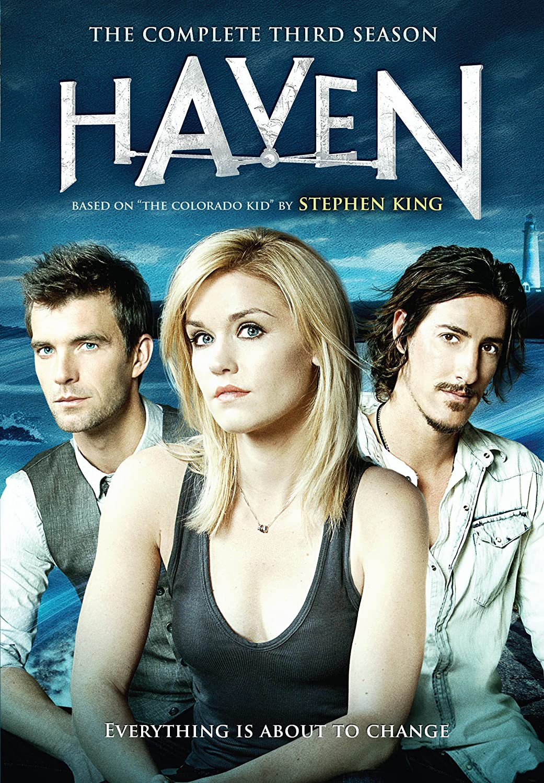 Eric Balfour Haven Season 3 Amazon.com Haven Season 3