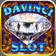 Slot Diamonds of DaVinci Code from Hana Mobile