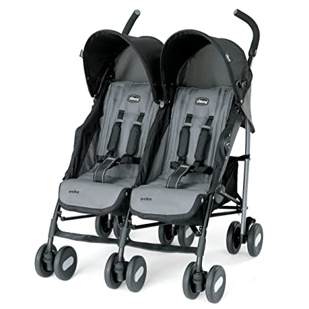 The best strollers for twins - Chicco Echo Twin Stroller