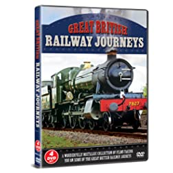 British Railway Journeys [DVD]