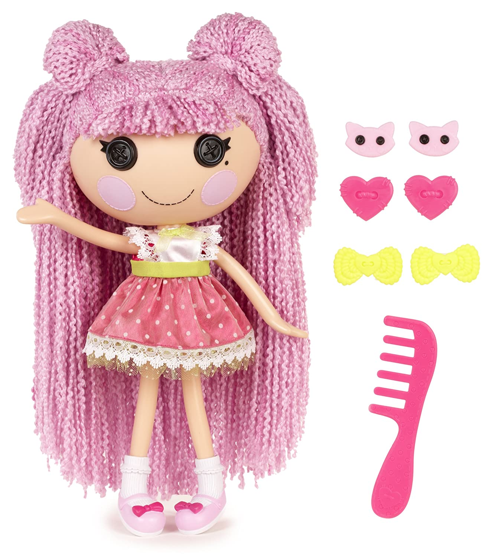 Lalaloopsy Loopy Hair Jewel Sparkles Doll