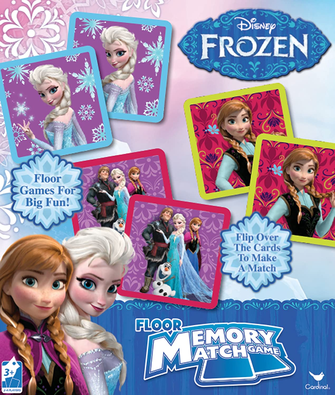 Disney Frozen Games