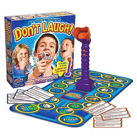 Drumond Park – Jeux de Société – Don't Laugh ! – Ne Rit Pas ! (Version Anglaise)