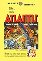 The Atlantis Lost Continent