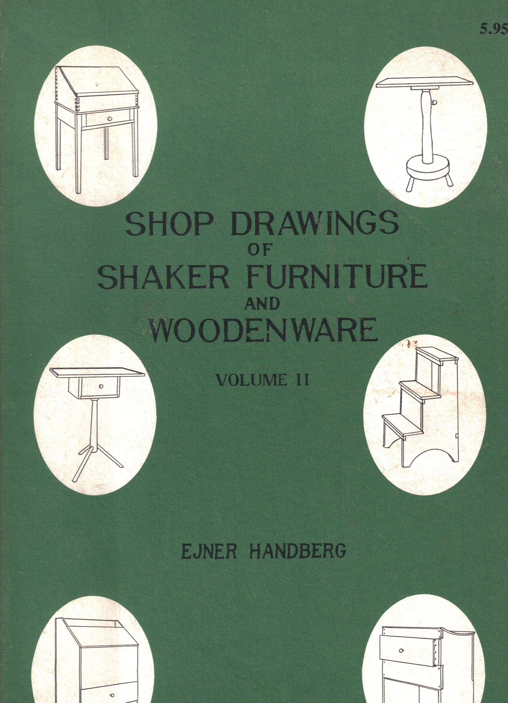 Furniture Shop Drawings Shop Drawings of Shaker