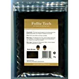 Follic Tech Hair Building Fibers Dark Brown 50 Grams Highest Grade Refill That You Can Use for Your Bottles from Competitors Like Toppik®, Xfusion®, Miracle Hair® (Color: Dark Brown)