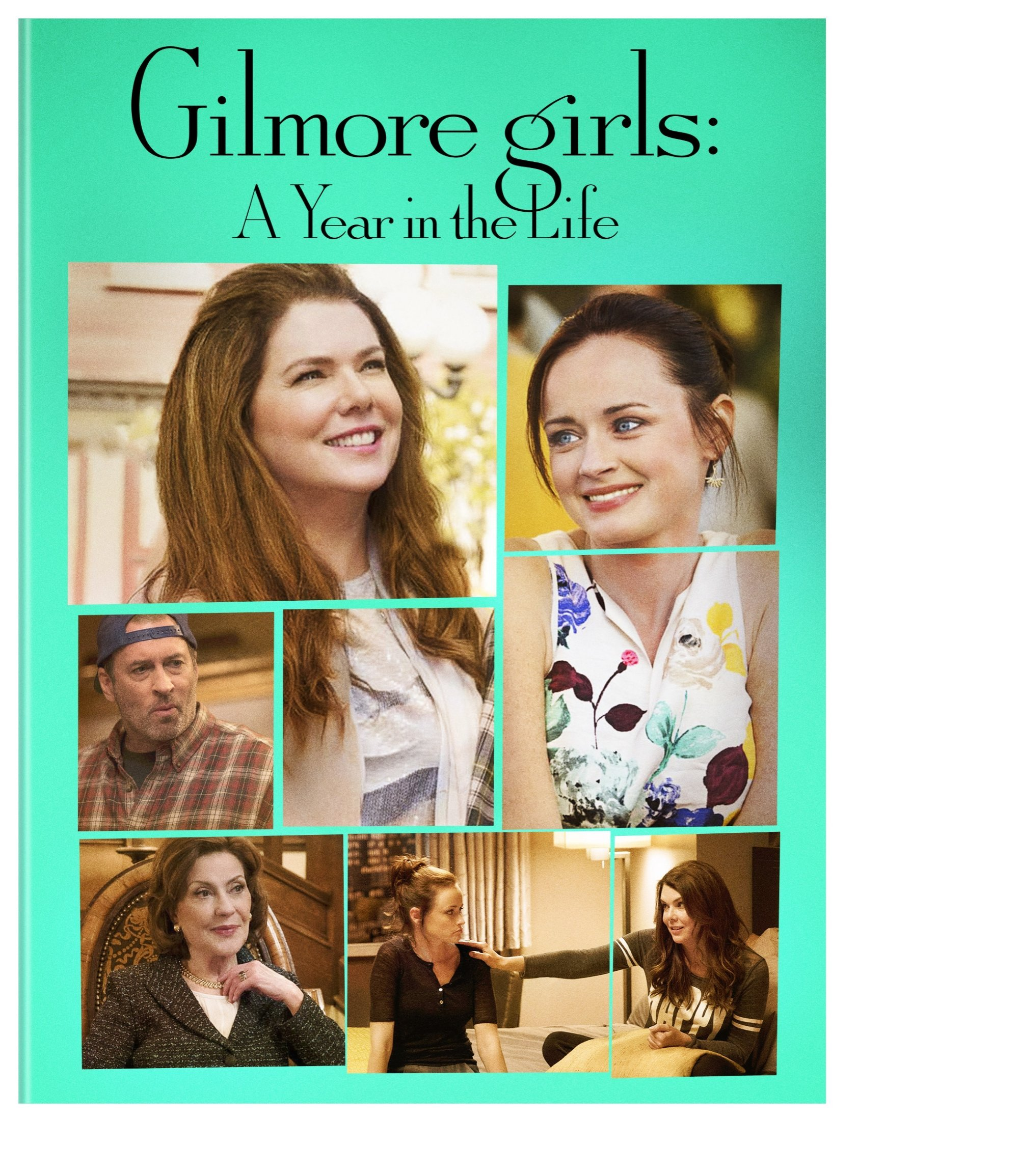 Book Cover: Gilmore Girls: A Year In The Life: Season 1