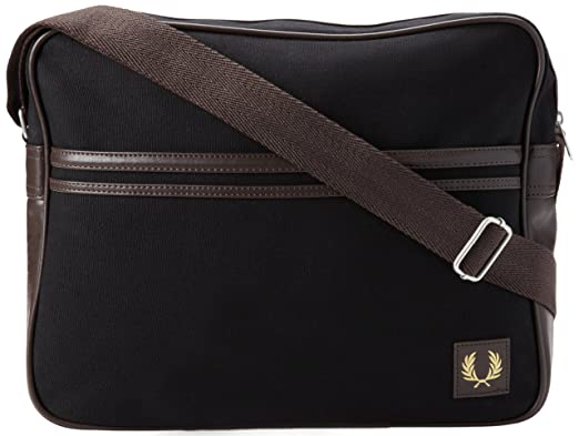 Fred Perry Men's Classic Canvas Shoulder Bag image