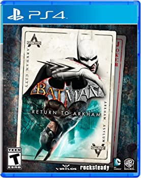 Batman: Return to Arkham Standard Edition for PS4
