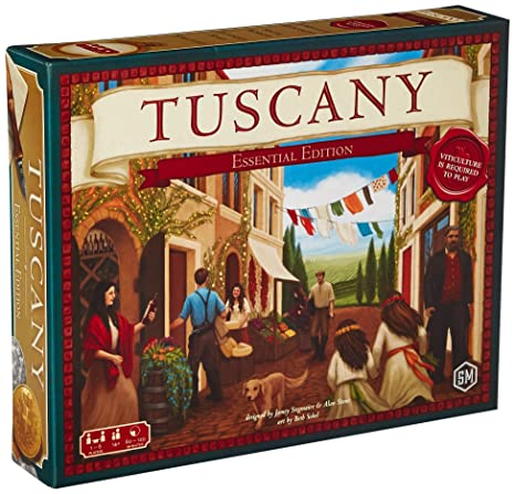 Tuscany Essential Edition - English