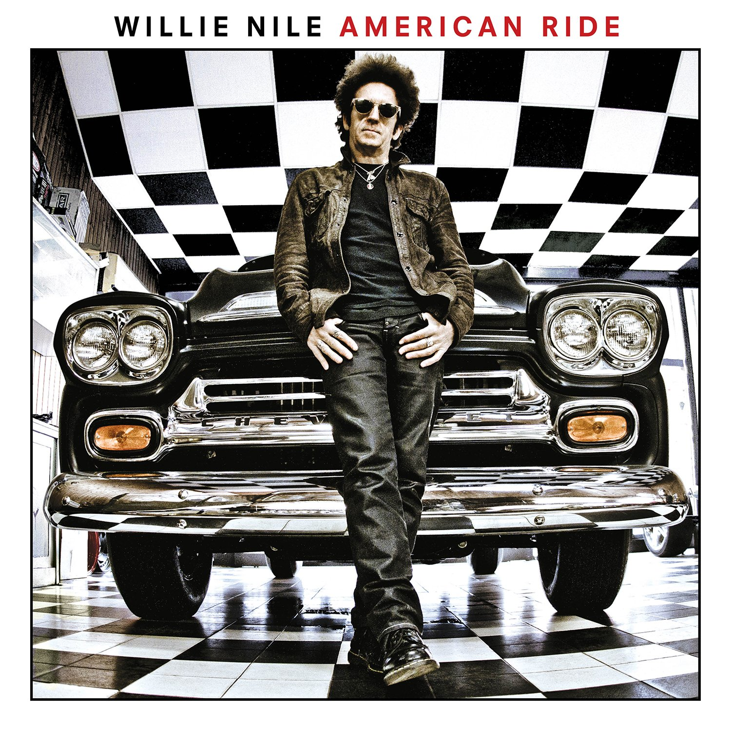 Willie Nile, American Ride