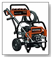 Generac 6590 Commercial Grade Pressure Washer Reviews