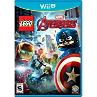 LEGO Marvels Avengers for Wii U