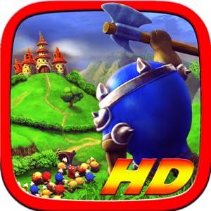 Bun Wars HD: Survival Strategy TD Game. Juegos de Guerra, gratis juego, jogos para tablet from Ievgenii Mykhalevskyi