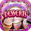 Hidden Objects - Desserts & Candy Cupcakes and Object Seek Find Puzzle Photo Game