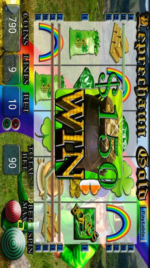 LeprechaunS Gold Slot Machine