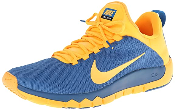 Nike Free 5.0 Yellow And Blue