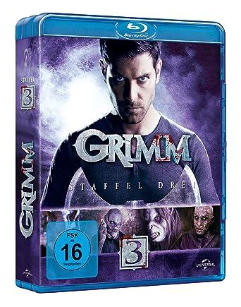 77a63c6ea797e Grimm - Staffel 3  Blu-ray  - de-shop