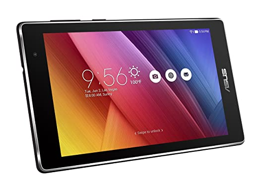 "ASUS-Z170CG 1A132A Smartphone 7""-Intel Atom (WiFi-x3 C3230 RAM 1GB Mémoire interne 8GB eMMc-Appareil photo 2 Mpx Android 5,0) Noir"