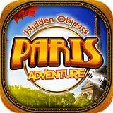 Hidden Objects - Paris Adventure & Object Time Puzzle Games
