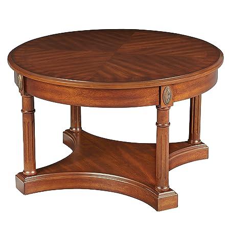 Bombay Company Athena Coffee Table - Antique Cherry