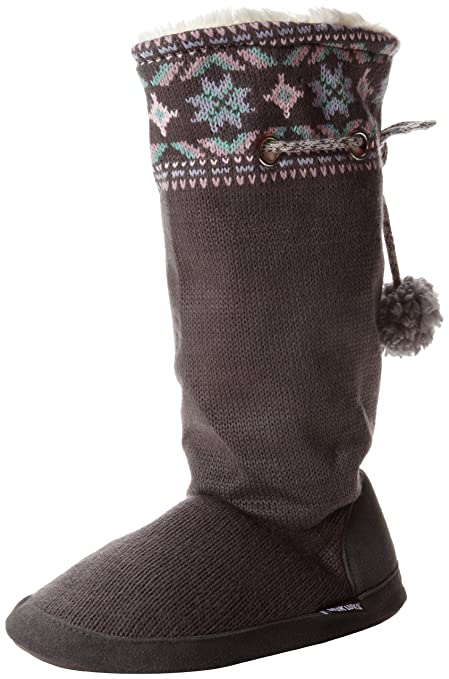 Hot Girls Clothing & Accessories : Muk Luks Women's Emma Tall Slipper Boot review