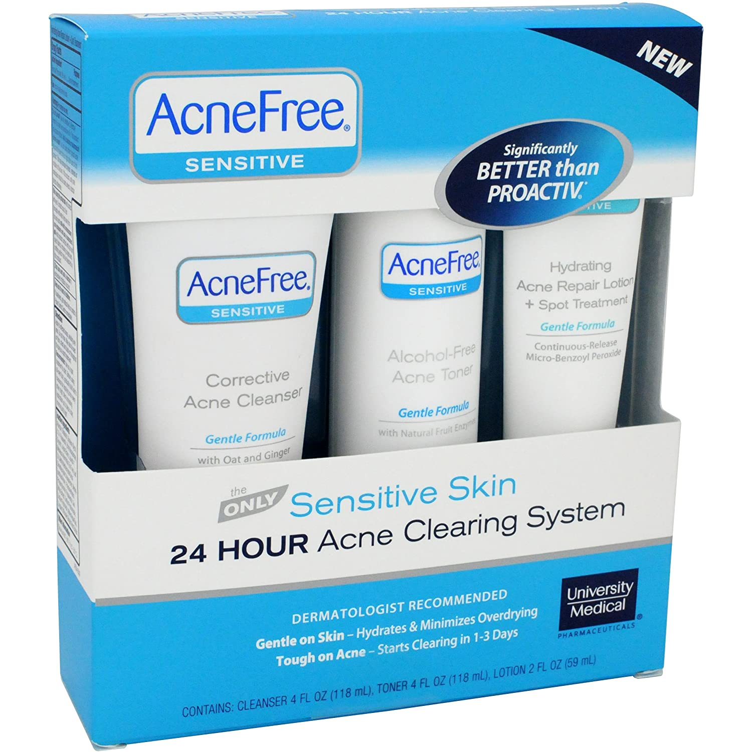 Acne.org shipping