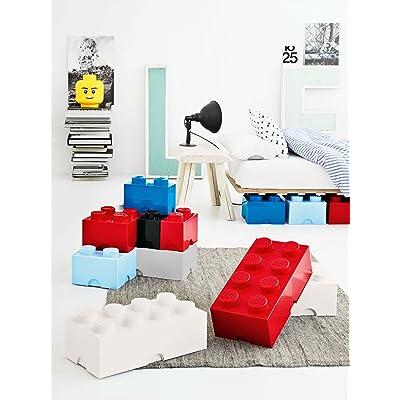 Lego Storage Brick 8 Red