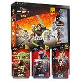 Disney Infinity 3.0 - Star Wars Gift Bundle 4-Pack (Playstation 3)