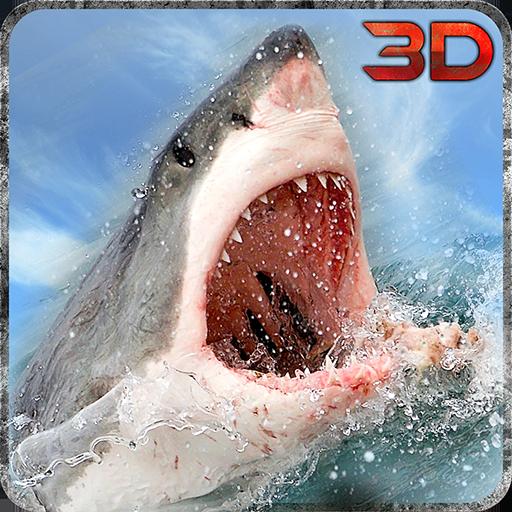 monstruo-marino-simulacion-de-ataque-de-tiburon-3d